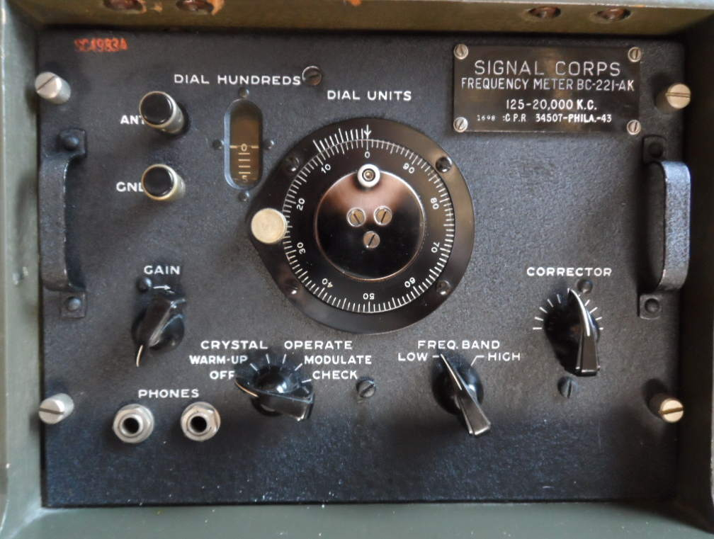 Old Ge Test Instruments : Quot vintage comm and test equipment murphy s surplus