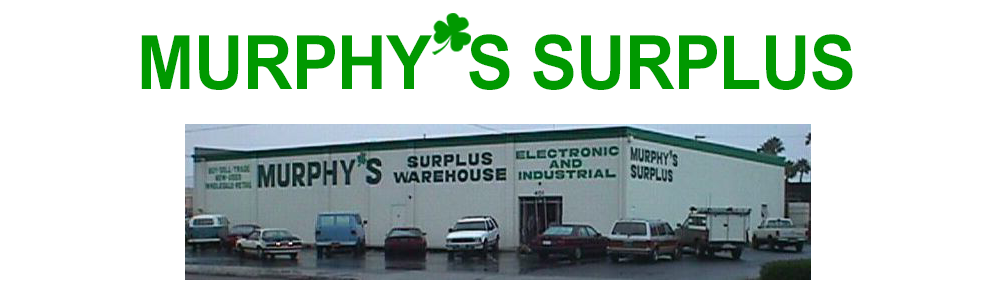 Murphy's Surplus |